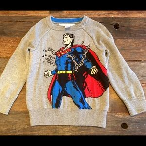 Superman Sweater
